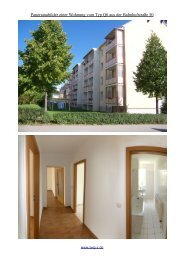 Panoramabilder einer Wohnung vom Typ Q6 aus der ... - swg-z.de