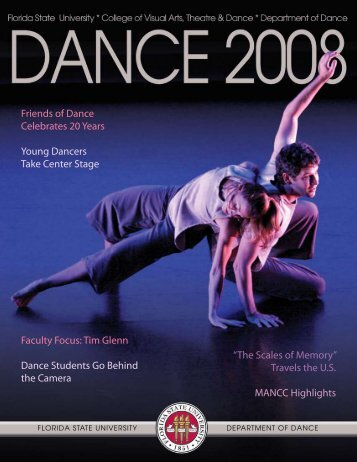 alumni updates - Florida State University Dance