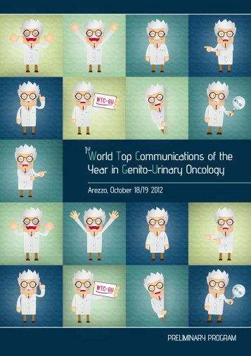 World Top Communications of the Year in Genito-Urinary Oncology