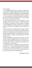 Programma - Istituto Toscano Tumori - Page 2