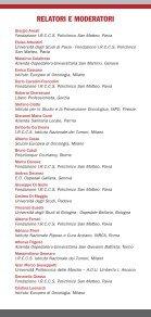 Programma - Istituto Toscano Tumori - Page 6