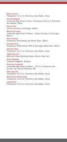Programma - Istituto Toscano Tumori - Page 7