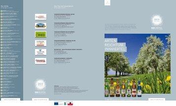 ARTEN REICHTUM. INNVIERTEL - Stadtausstellung.at