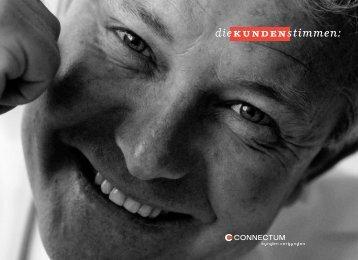 So gelangen Sie zu uns: schnell, bequem und ... - Connectum GmbH
