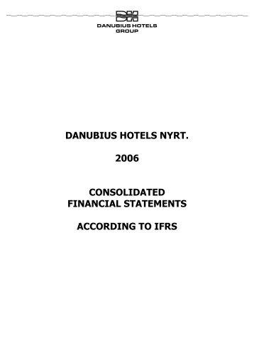 Danubius Hotel and Spa Rt - Danubius Hotels Group