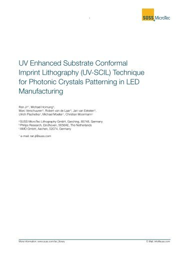 Download - SUSS MicroTec