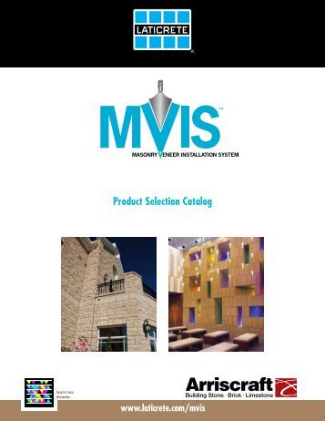 Product Selection Catalog