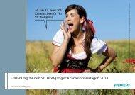 Freitag, 17. Juni 2011 - uhb consulting AG