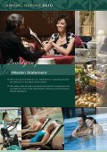 DANUBIUS HOTELS GROUP ANNUAL REPORT 2010 - Page 7