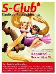 Rapunzel – Neu verföhnt 3D - Stadtsparkasse München