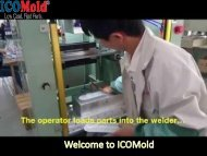 Get Ohio based custom injection mold and CNC prototype maker