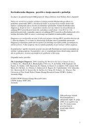 Koebenhavnska diagnoza - poročilo o stanju znanosti o podnebju