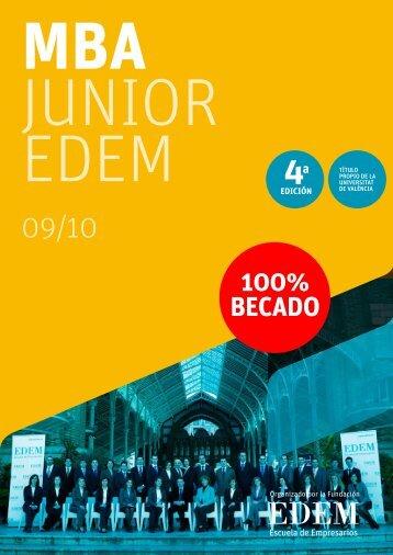MBA JUNIOR EDEM