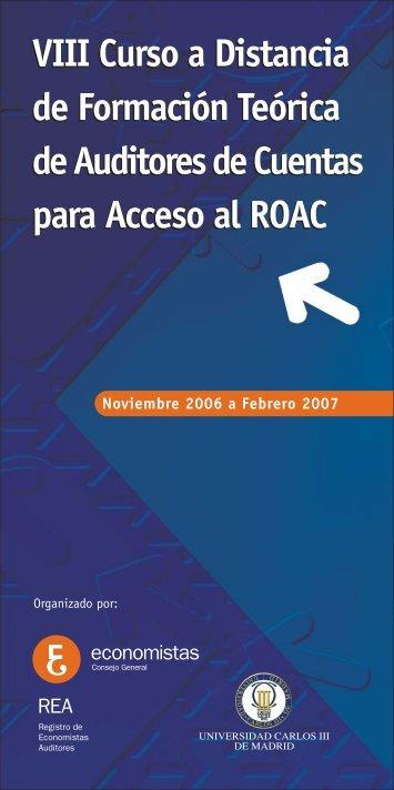 para Acceso al ROAC