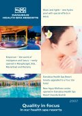 DANUBIUS HOTELS GROUP ANNUAL REPORT 2007 - Page 6