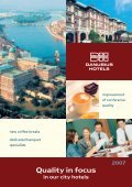 DANUBIUS HOTELS GROUP ANNUAL REPORT 2007 - Page 7