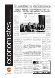 N¼ 304 - COEV Colegio de economistas de Valencia