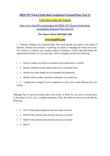 18806 presentation(s) on 'hrm 595 final exam'