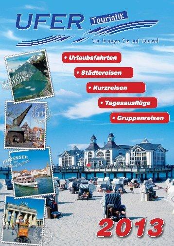 Download als PDF-Datei - Ufer Touristik