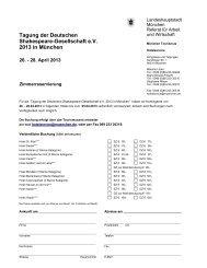 Tagung der Deutschen Shakespeare-Gesellschaft eV 2013 in ...