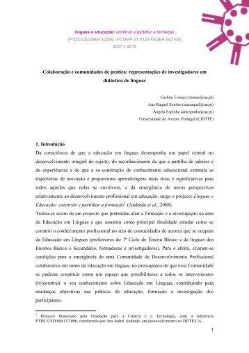 TextoENDIPE_Tomaz & Simões & Espinha - Línguas & Educação