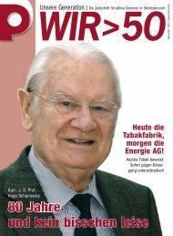 80 Jahre und kein bisschen leise - Pensionistenverband ...