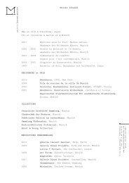 Biographie - galerie laurent mueller