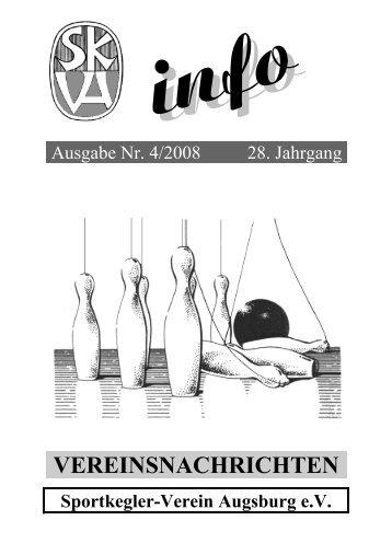 3. Franz Brütting Gedächtnis - Turnier am 20.07.2008 im ...