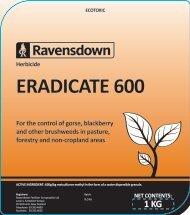 ERADICATE 600