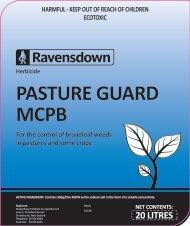 PASTURE GUARD MCPB