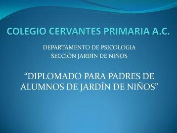 Yo - Cervantes Primaria
