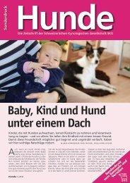 Baby, Kind und Hund unter einem Dach - SKG