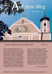 Pater Ansgar Dreher - Erzabtei Beuron