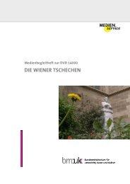 Wiener Tschechen - Bundesministerium für Unterricht, Kunst und ...