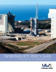 Vandenberg AFB Visitor's Guide