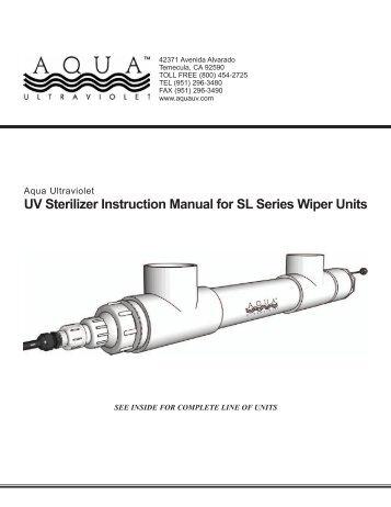 Aqua uv classic ultraviolet sterilizer installation youtube.
