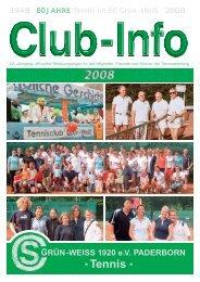 Der Tennis- club im Internet immer aktuell unter - TC Grün-Weiß ...
