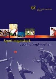 hat Zukunft Tradition - Sport- und Gymnastikschule Karlsruhe