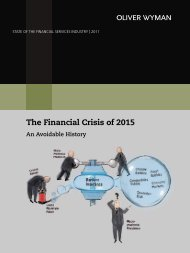 The Financial Crisis of 2015