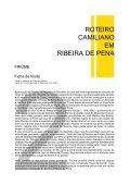 ROTEIRO CAMILIANO EM RIBEIRA DE PENA - Page 3