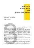 ROTEIRO CAMILIANO EM RIBEIRA DE PENA - Page 5