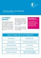 Bluebird Care Exeter & East Devon - Flip Brochure - Page 7