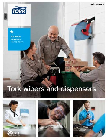 Tork wipers and dispensers