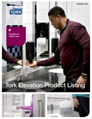 Tork Elevation Product Listing