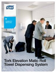 Tork Elevation Matic Roll Towel Dispensing System