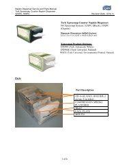 Tork Xpressnap Counter Napkin Dispenser: N4 Xpressnap System ...