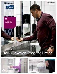 Tork Elevation Product Listing