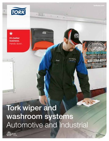 washroom systems Automotive and Industrial
