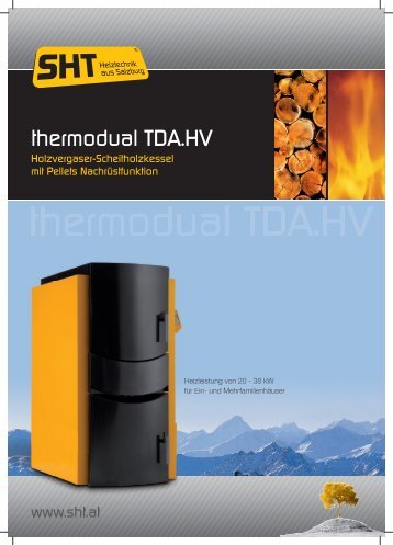 thermodual TDA.HV - SHT