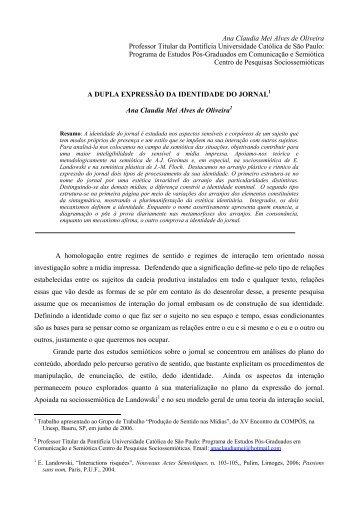 Ana Claudia Mei Alves de Oliveira - Unicap
